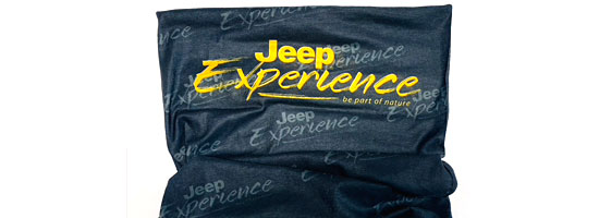 Jeep Experience Multifunktionstuch