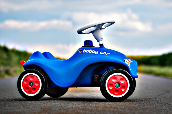 Bobbycar Racing