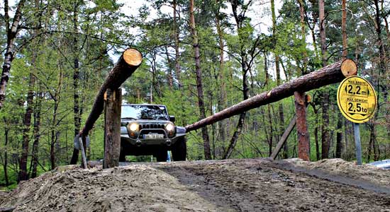 Jeep Tour Fürstenau