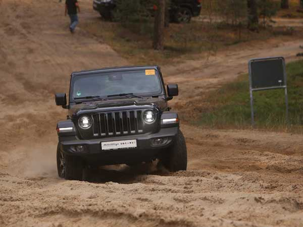 Jeep Experience